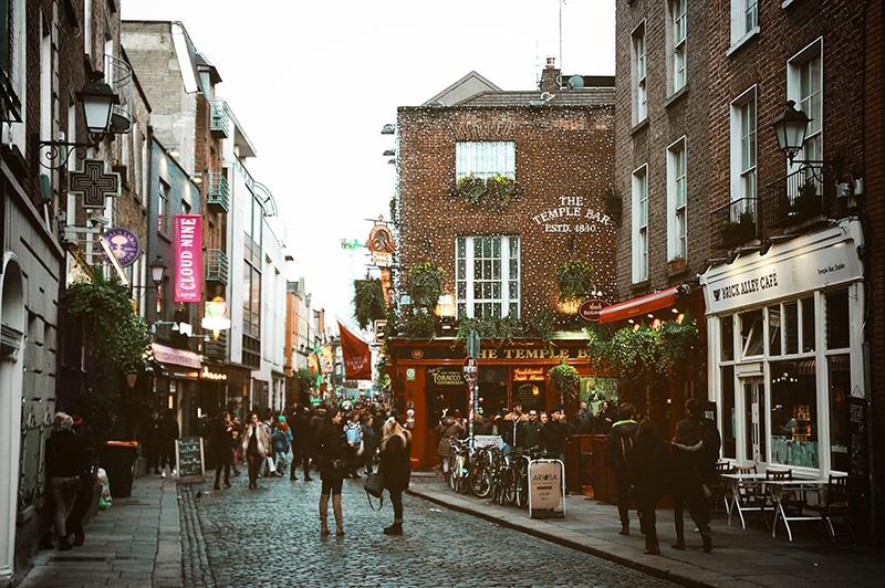 Diogo Palhais - Aprender inglês em Dublin