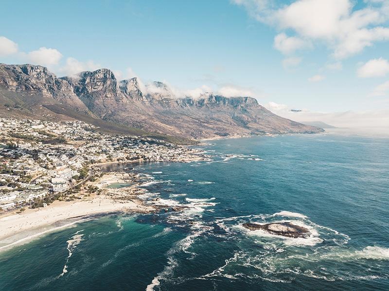 john o'nolan - Cape Town