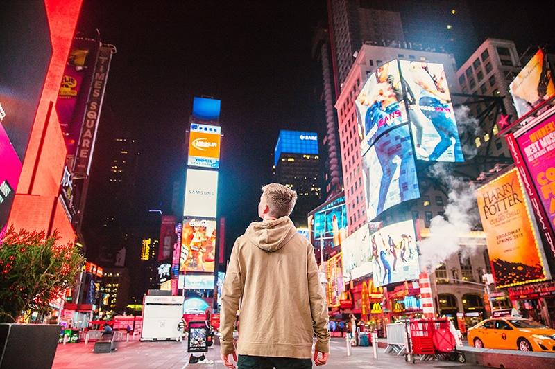 Joshua Earle - New York - EUA - Estados Unidos
