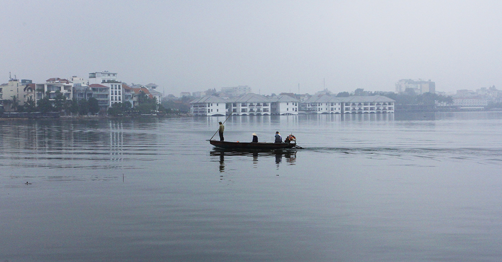 Hanoi - Vietnã - West Lake