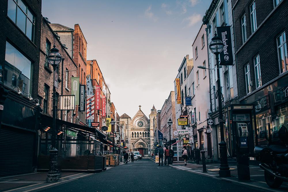 Gregory Dalleau - Irlanda - Dublin