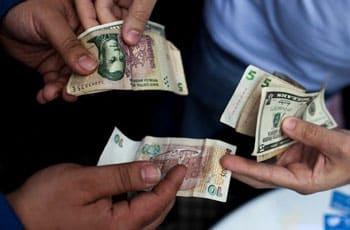 fazendo intercambio cambio peso argentino