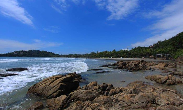 fazendo intercambio destino sao paulo praia iporanga