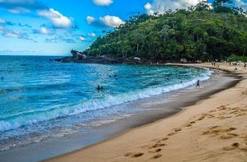 fazendo intercambio praias litoral norte destinos sp