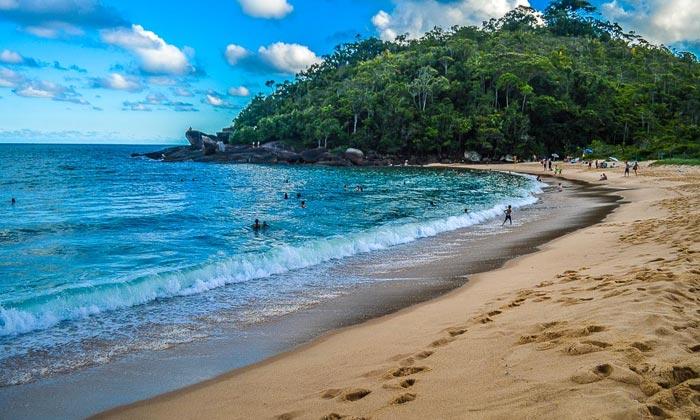 fazendo intercambio litoral sp praia camburi ubatuba