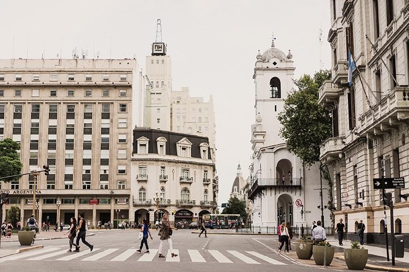 Foto por Sasha Stories - Estudar na Argentina
