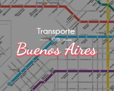 Tarjeta Sube - Mapa do metro de buenos aires