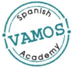 Vamos Spanish - Cursos de espanhol